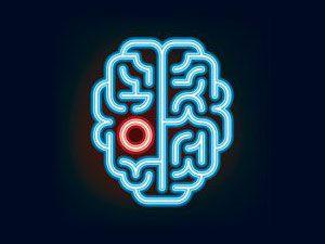 Brain Alzheimers Graphic