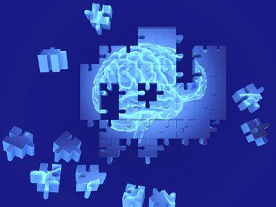Brain Puzzle graphic