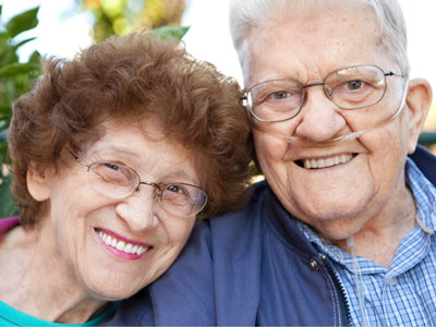 COPD Couple