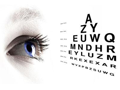 Senior Eyesight Issues