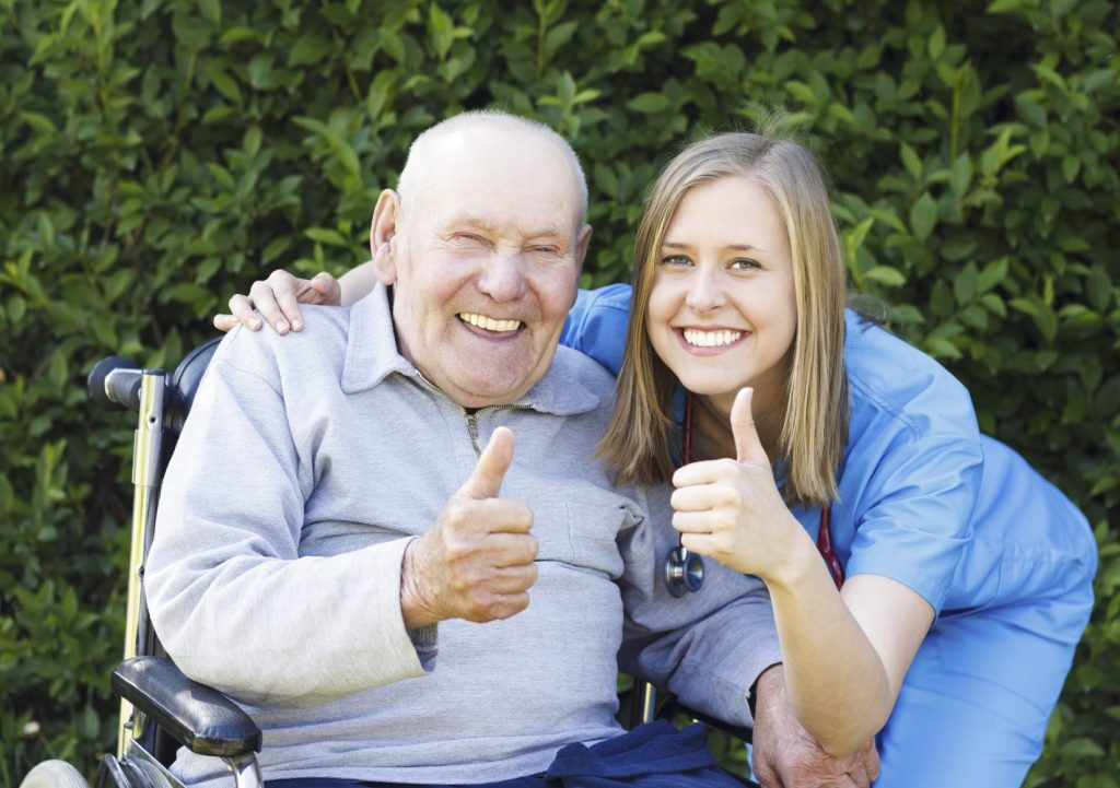 Adults with dementia