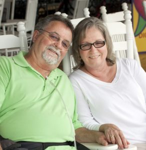 Living with Lung Disease