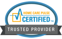 Home care pulse certified logo