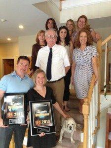 Livefree staff awards