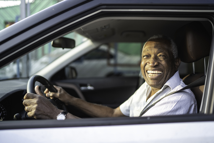 Driving Tips for Seniors