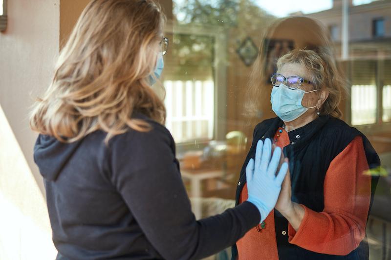 Pandemic Fatigue in Seniors