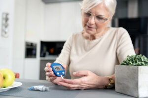 Diabetes in Seniors: How to Live With and Manage the Disease