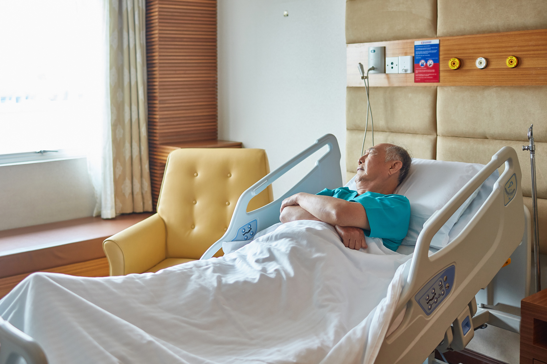 Researchers are working to understand and treat hospital delirium in seniors.