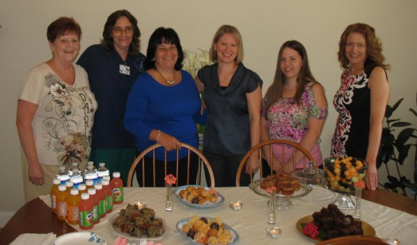 LFHHC Caregivers with Ann Lasala