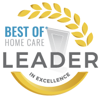 Best of Home Care Leader in Excellence